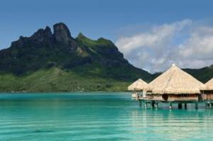 St Regis Bora Bora 300x199 Pay for 3, Stay 4 at St. Regis Bora Bora