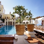 Le Sirunuse Pool Luxury Honeymoon in Europe