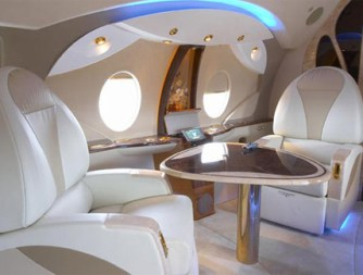 Luxury private jets 1 Are Private Jet Travelers Booking Online?