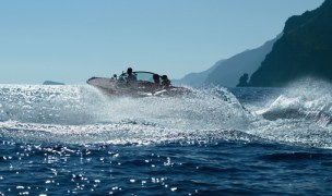 Riva Special Ride from Le Sirenuse
