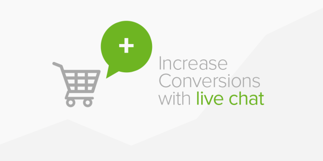 Increase Conversions With Link Tracking and Live Chat