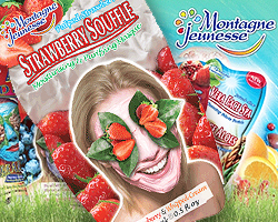 Montagne Jeunesse Face Mask