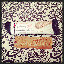 Skinnygirl Daily On-The-Go Bars: Coco-nut