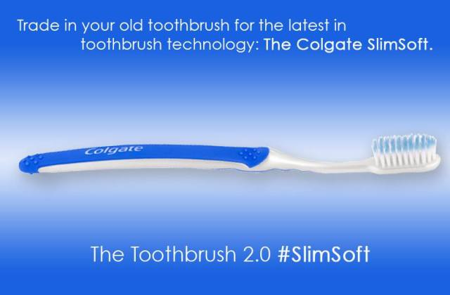Colgate SlimSoft