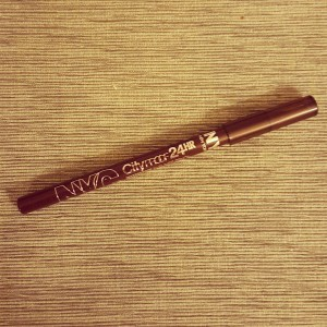 NYC City Proof 24HR Waterproof Eyeliner (932 Dark Brown)