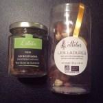 L'Attelier Caramelized Walnuts and Les Ladures