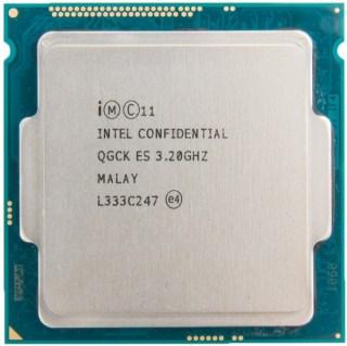 Intel Pentium G3258 20th Anniversary Edition