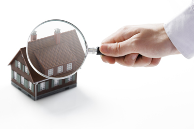 CB 1Homebuyers Guide House with Magnifying glass The Ultimate First Time Homebuyers Guide