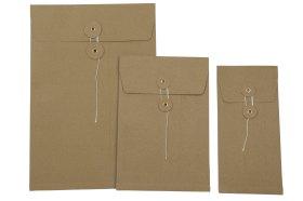 Découvrez ces enveloppes rondelles et ficelle très qualitatives disponibles sur stock! Commandez vite pour les mariages!