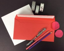 Do it yourself enveloppes de couleur