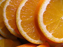 orange une couleur attrayante