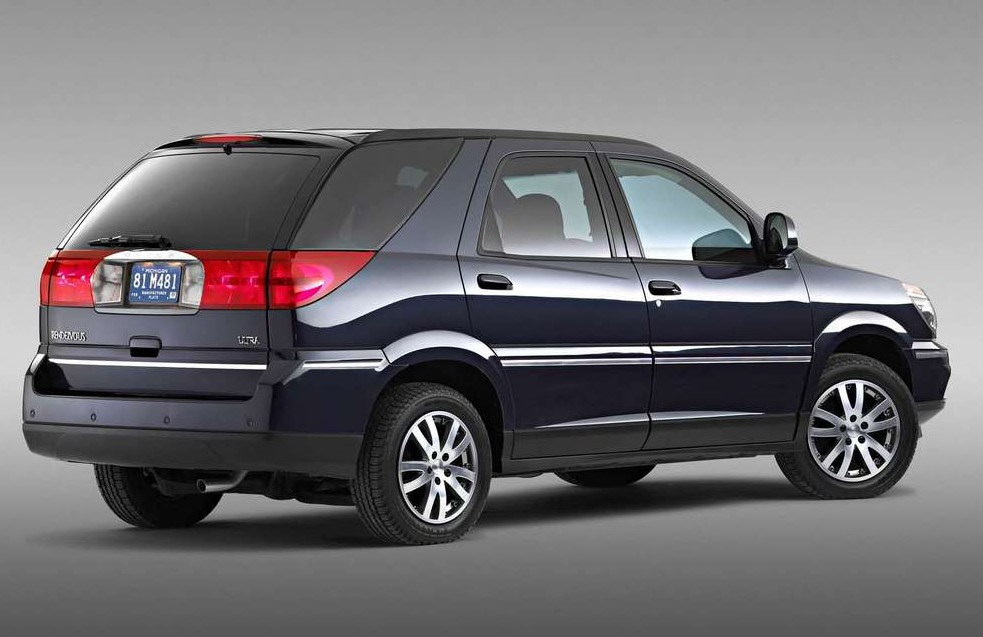 Sport Utility Yuck  The Ugliest SUVs of the Past Twenty Years   The     Ugly SUVs