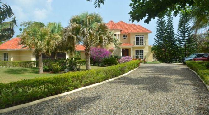 Spectacular 180 Degree Ocean View Villa
