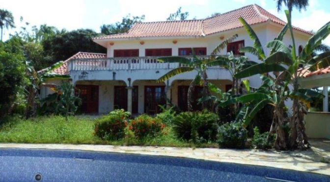 Sosua ocean view villa – Super low price