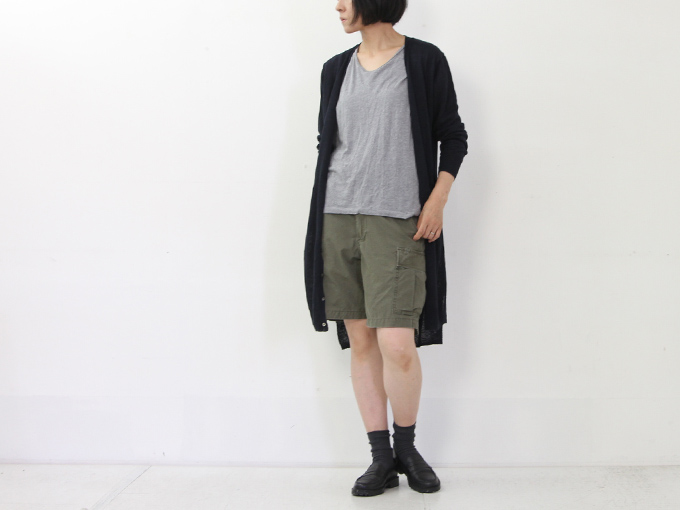 DAILY WARDROBE INDUSTRY(デイリーワードローブインダストリー) JUNGLE FATIGUE SHORT