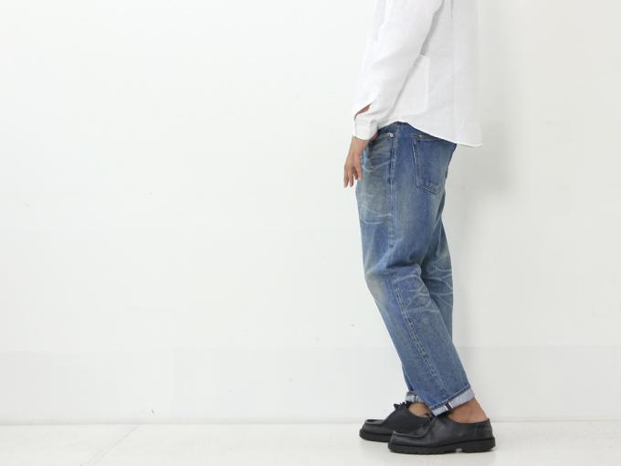 Ordinary Fits (オーディナリーフィッツ) 5POCKET ANKLE DENIM used