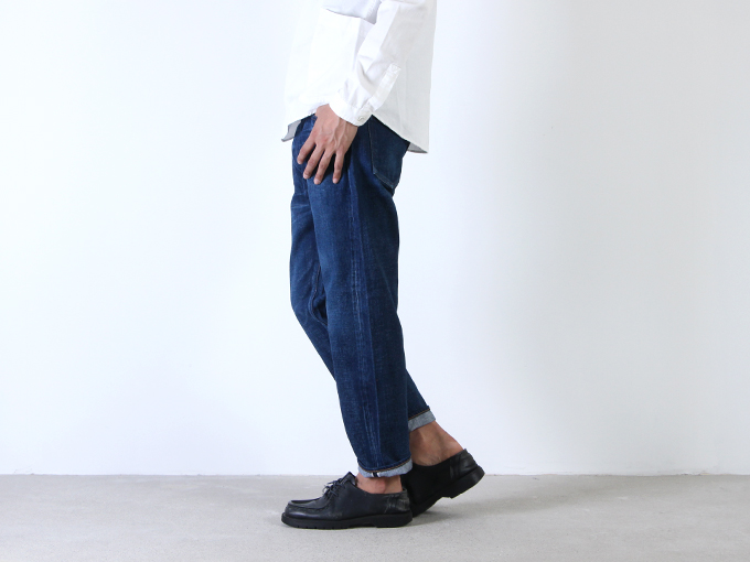 Ordinary Fits (オーディナリーフィッツ) 5POCKET ANKLE DENIM used