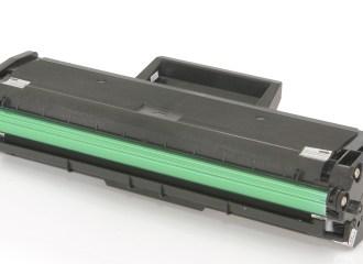 Cartucho de toner utilizado por impressoras a laser