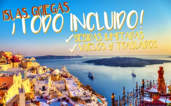 Islas Griegas - Todo incluido
