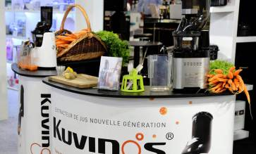 foiredeparis2017-kuvings-extracteurdejus-exposant