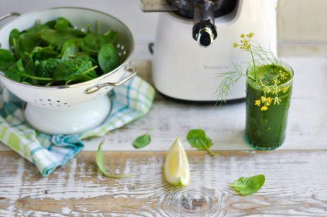 Kuings recette détox - Meilleures recettes extracteur de jus