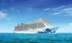 Norwegian Escape Cruise Liner