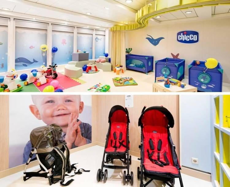 MSC and Chicco Baby Facilities