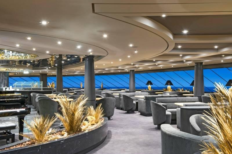 The Difference Between MSC Fantastica And MSC Bella