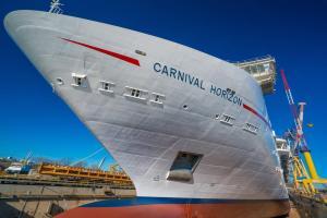 Carnival Horizon Construction