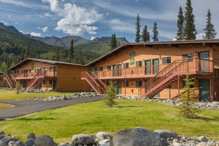 Holland America's McKinley Chalet Resort in Alaska