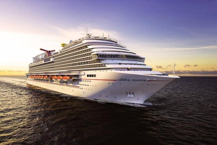Carnival Horizon Cruise Ship