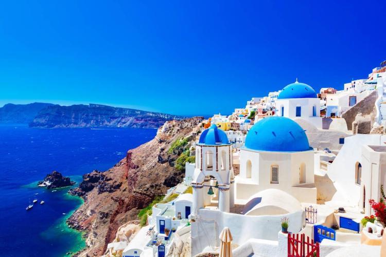 Greek cruise ports