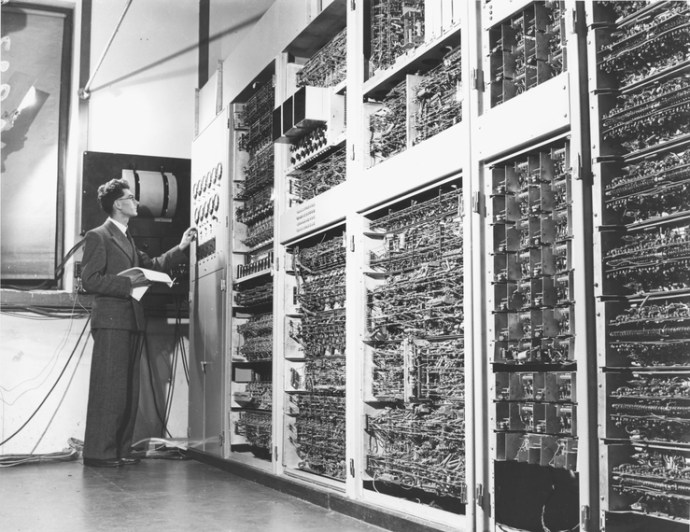 CSIRAC: Computing in Australia begins with CSIRO