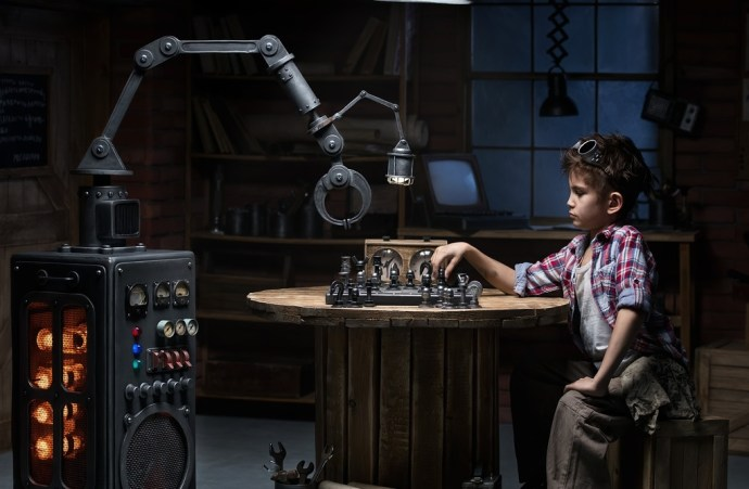 If machines can beat us at games, does it make them more intelligent than us?