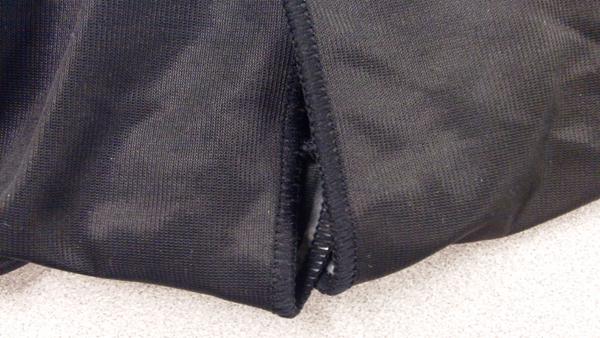 gusset girdles toe straps