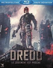Dredd - Cover