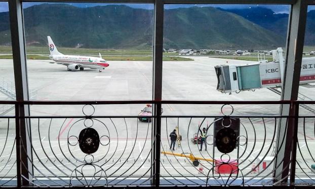 Shangrila Airport