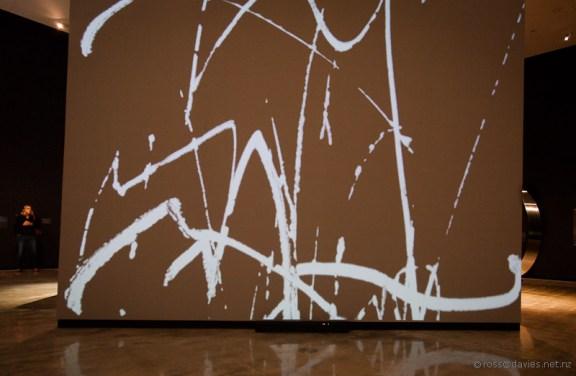 Len Lye animation, Len Lye Centre New Plymouth