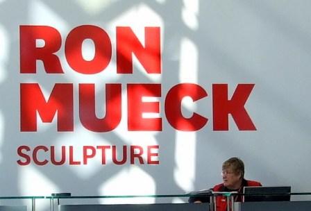 Ron Mueck exhibition