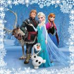 POLŠTÁŘEK Ledové království přinese do dětského pokoje jednu z nejhezčích pohádek poslední doby.