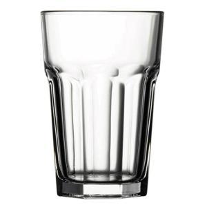 450 ml SKLENICE CASABLANCA je z kvalitního tvrzeného skla, které snese teploty pod bodem varu.