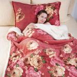 BERÁNKOVÁ SOUPRAVA ROSÉ je zhotovená z mikrovlákna a dekorovaná romantickým vzorem. Zaručí absolutně hebké sny.