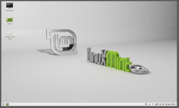 Linux Mint 11 LXDE