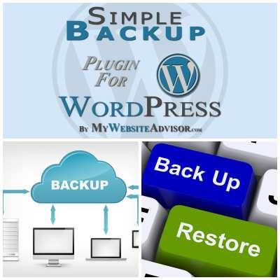 Simple WordPress Backup, completo plugin para respaldar tu blog