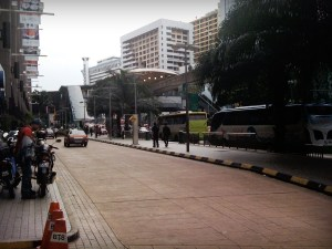 Malaysia Hero Olivier Dressen Into the street of KL