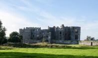 Carew Castle Front
