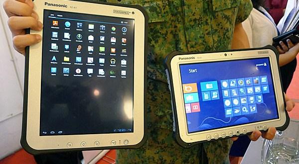 Panasonic Toughbook CF-AX2 dan Toughpad FZ-G1 Perangkat Handal dan Tahan Banting_1
