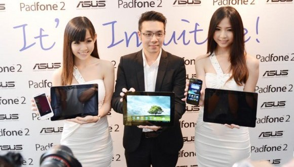Asus Padfone2 Kombinasi Unik Smartphone dan Tablet_1