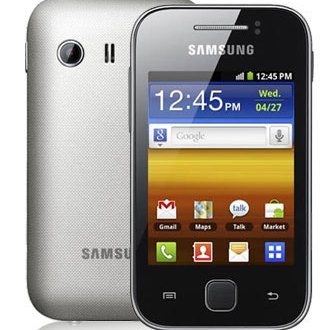 Review Smartphone Samsung Galaxy Y S5360