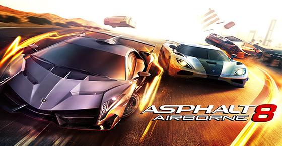 Game Asphalt 8 Airborne Apk